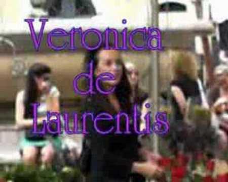 Veronica de Laurentis Live