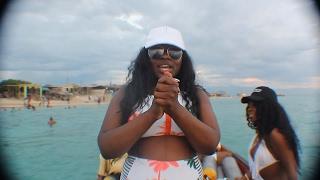 LifeAsTatiana Vlog #90 | BEACH TRIP TO HELLSHIRE!!! | JAMAICA VLOG