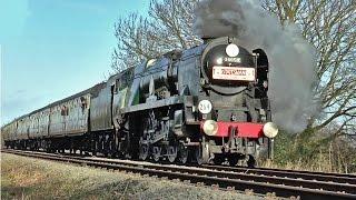 Great Central Railway -  Winter Steam Gala 2016