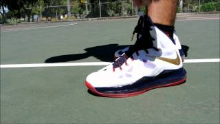 Nike LeBron X (10) Performance Review