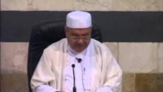 يا أيها الذين آمنوا إن جاءكم فاسق بنبأ فتبينوا للدكتور محمد راتب النابلسي