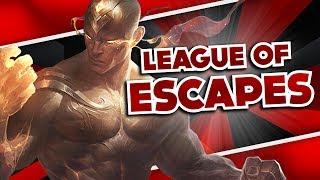 League Of Escapes   League Of Legends Montage