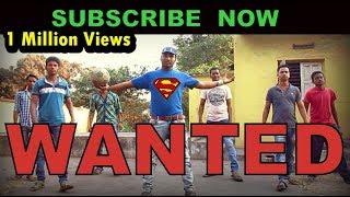 Wanted Movie Spoof   Real Salman Khan   OYE TV