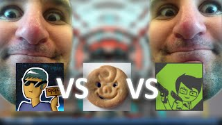The Battle of the 3 Memers - Robocraft