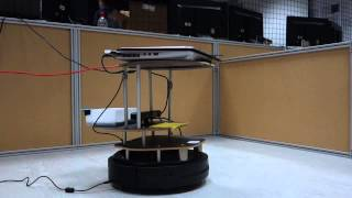ROSaRT - Onboard The Mapping Robot