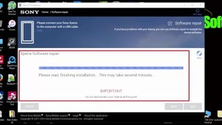 How To Flash Xperia C C2305 With Xperia Companion