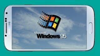 [Full Tutorial💻] Install Windows 95 On Android