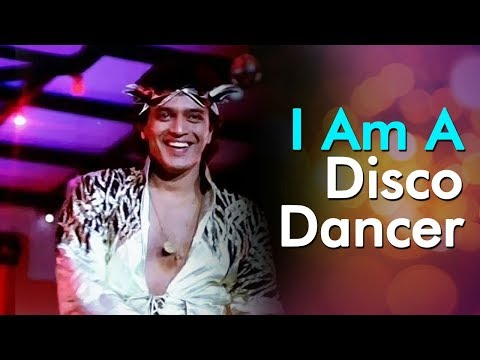 I Am A Disco Dancer - Mithun Chakraborty - Disco Dancer - Bollywood Superhit Songs - Bappi Lahiri