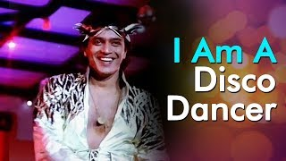 I Am A Disco Dancer - Mithun Chakraborty - Disco Dancer - Bollywood Superhit Songs - Bappi Lahiri
