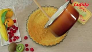 Jadida - Tarte aux fruits