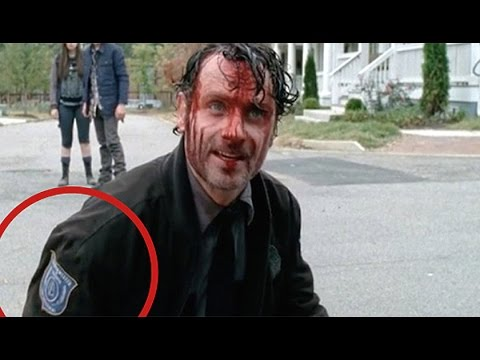 The Walking Dead 20 Easter Eggs You Probably Missed