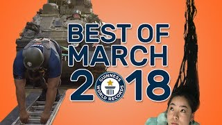 Best of March 2018 - Guinness World Records