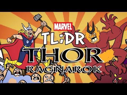 What is Thor Ragnarok Marvel TL;DR