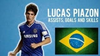 Lucas Piazon | Chelsea F.C. | Assists, Goals and Skills