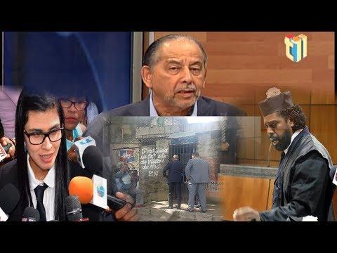 Huchi Lora Olga Dina en duda por comunicado/Quejas en el PLD por carcel usada para Manuel Rivas
