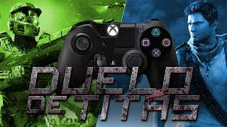 Playstation VS. Xbox | Duelo de Titãs