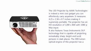 Best Mini Projectors Top Highlights and Reviews