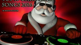 Top 10 Christmas songs 2016