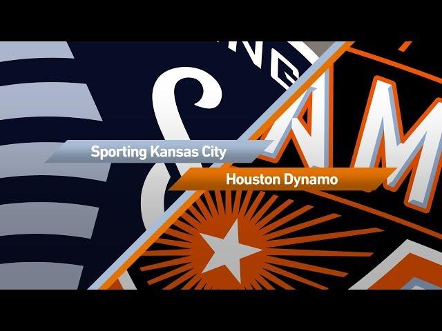 Highlights: Sporting Kansas City vs. Houston Dynamo   October 15, 2017