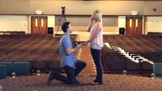 Cutest Proposal Ever! Worth the watch!
