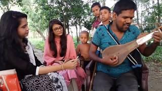 Talented Blind singer   Shontosh   Gaibandha   Bangladesh