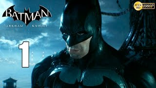 Batman Arkham Knight parte 1 Español Gameplay 1080p | Prologo Soy Batman