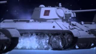 Girls und Panzer - Katyusha