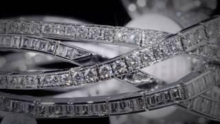 Princess Butterfly Full Diamond Watch