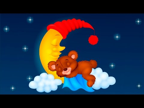 ♫❤ Baby Lullaby and Calming Water Sounds Baby Sleep Music ♫❤