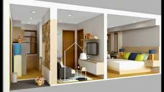 Interior rumah kecil minimalis sederhana