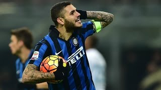 Mauro Icardi ● All Goals in Serie A ● 2015/16