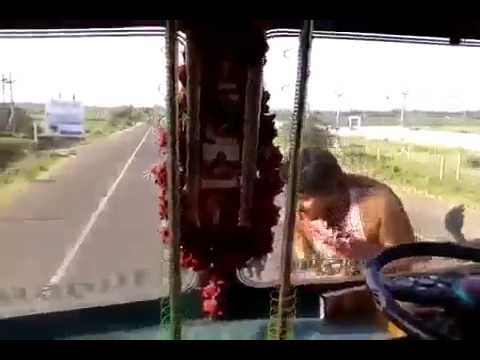 Funny Indian Truck driver