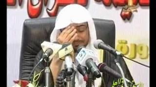 مقطع مؤثر عن الأم - الشيخ صالح المغامسي