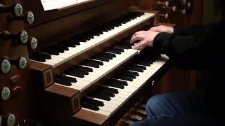 Bach - Toccata and Fugue in D minor - BWV 565 (Pontevico, Abbazia dei Ss. Tommaso e Andrea Apostoli)