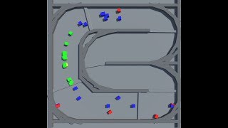 Evolutionary Neural Network Learns To Drive made in Unity 3D   \/With Download\/