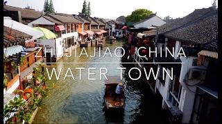 Zhujiajiao, China: Water Town