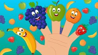 Fruits Finger Family | Finger Family Song For Kids | Fruits Song | Learn Fruits