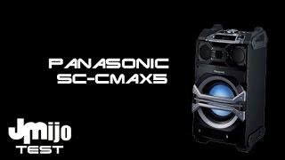 Panasonic SC-CMAX5 - Juanmanuelijo TEST
