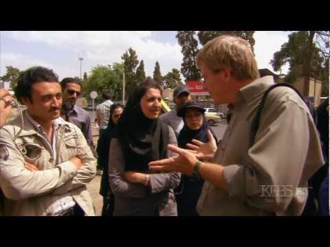 Rick Steves Iran Yesterday and Today Tehran Abyaneh سفر به ایران