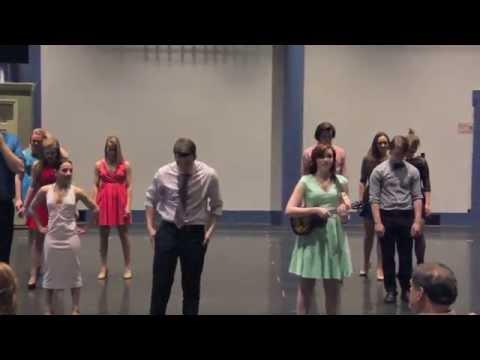 Play It Forward: Montclair State University BFA Musical Theater Class of 2018 Freshman Showcase