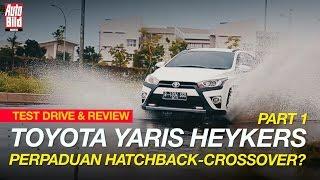 Toyota Yaris Heykers | Test Drive & Review | Auto Bild Indonesia (Bagian 1 dari 2)