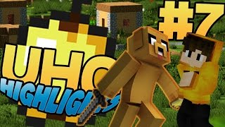 HACIENDO LA GUARRA e.e | UHC RUN HIGHTLIGHTS #7 c/ PickaxeLuck