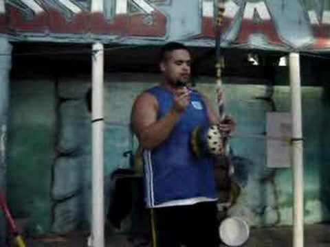 Iúna de Mestre Capoeira Serrinha BA