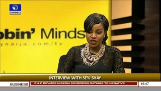Rubbing Minds: Interview With Seyi Shay Pt.1