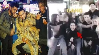 Selena Gomez & The Weeknd Enjoy Dave & Buster's Date Night With Celeb Friends