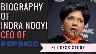 Indra Nooyi Biography in hindi | Indra Nooyi Success Story