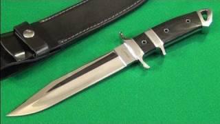 Knife Review: Kressler Subhilt Fighter