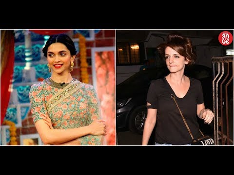 Deepika Wants A Sabyasachi Bridal Outfit | Suzanne Spotted Outside B'day Boy Hrithik's House
