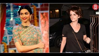Deepika Wants A Sabyasachi Bridal Outfit | Suzanne Spotted Outside B