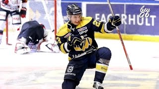 Lias Andersson 2016-2017 SHL Highlights